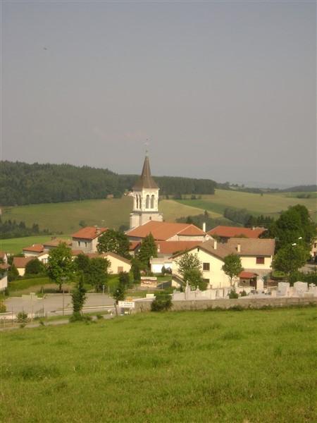Village de St Romain les Atheux